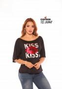 BLUSA CEREZA REF 3392