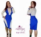 VESTIDO CATTLEYA GOLD REF 0956