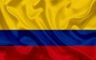 BANDERA  COLOMBIA 90 X150 CM