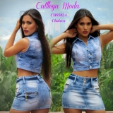 CHALECO CATLLEYA REF CH0502A