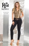JEANS  REAL  REF 9012