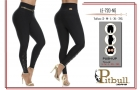 LEGGINS PUSH UP PITBULL REF LE-720-NG