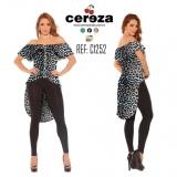 CONJUNTO  CEREZA REF C1252