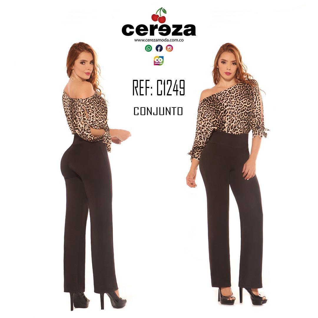 CONJUNTO  CEREZA REF C1249