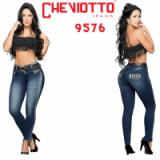 JEANS CHEVIOTTO RE 9576