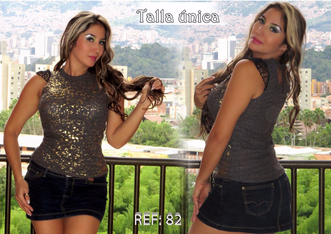 BLUSA SECRET BOUTIQUE REF 82