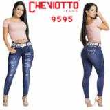 JEANS CHEVIOTTO RE 9595