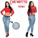 JEANS CHEVIOTTO RE 9581