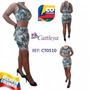 CONJUNTO CATLEYA  MODA REF  CT0510