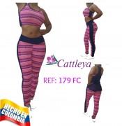 CONJUNTO DEPORTIVO CATTLEYA MODA REF 00179-FC