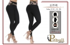 LEGGINS PUSH UP PITBULL REF LE-717-RS