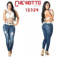 JEANS CHEVIOTTO RE 12329