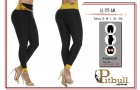 LEGGINS PUSH UP PITBULL REF LE-717-AM