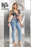 JEANS  REAL  REF 9002