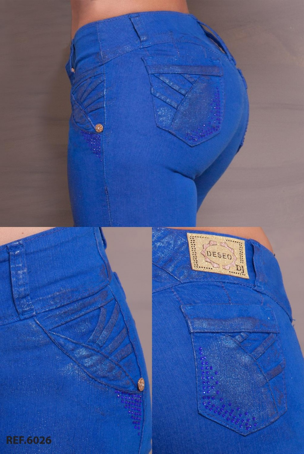 JEANS DESEO REF 6026