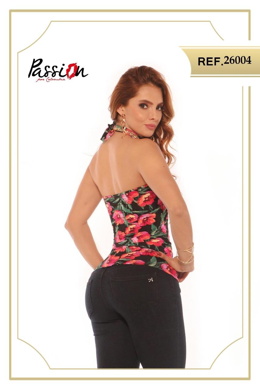 BLUSA  CEREZA REF 26004