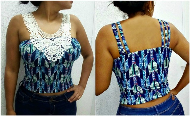BLUSA SECRET BOUTIQUE REF ES035