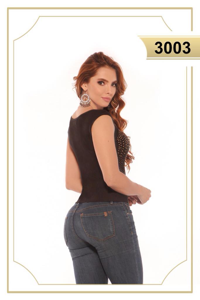 BLUSA CEREZA  REF 3003