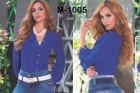BLUSA THE MAUX REF M1005