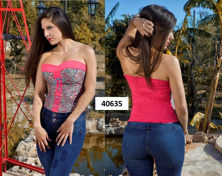 BLUSA ODISSEA REF 40635