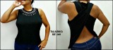 BLUSA SECRET BOUTIQUE REF 49