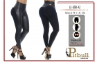 LEGGINS PUSH UP PITBULL REF LE-698-AZ