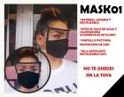 MASCARILLA ANTIFLUIDOS REF MASK 01