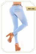 JEANS COLOMBIANO REF 1022