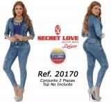 CONJUNTO SECRET LOVE  REF 20170