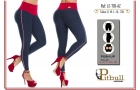 LEGGINS PUSH UP PITBULL REF LE-718-AZ