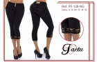 JEANS FACTU REF PF-128-NG