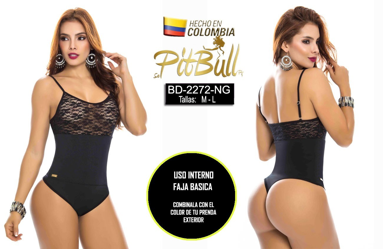 BODY PITBULL REF BD-2272-NG