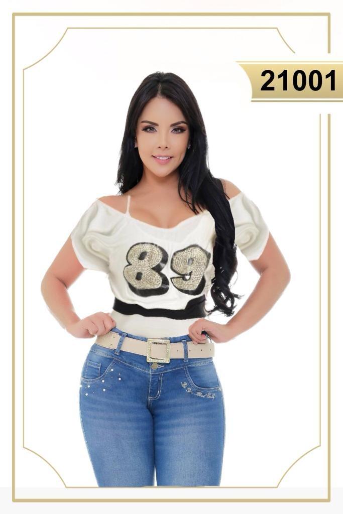 BLUSA CEREZA  REF 21001
